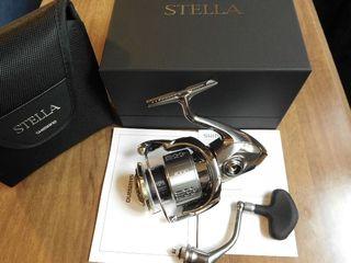 Катушка Shimano 18 Stella 4000