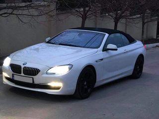 BMW M6 Cabriolet Tранспорт для торжеств Transport pentru ceremonie