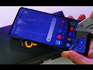 Xiaomi Poco x3 L-ai stricat? Nu-i nimic, adă-l la noi!