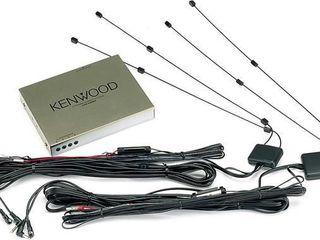 Kenwood TV tuner .Pioneer Processor.