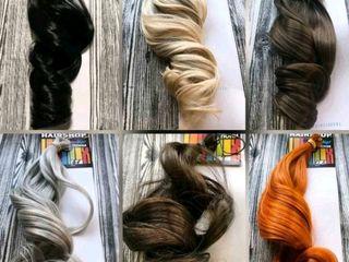 Волосы для афронаращивания!