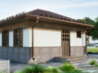 Уютный дом для молодой семьи.