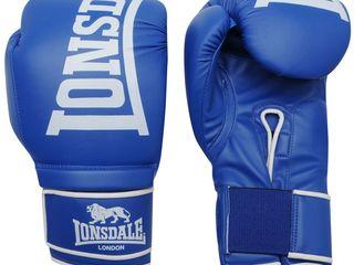 Manusi pentru box Lonsdale originale Marea Britanie . Боксерские перчатки Lonsdale !