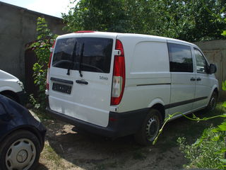 Mercedes Vito2008 LONG 111CDI