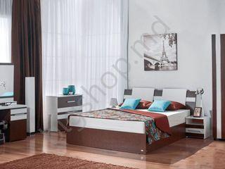 Dormitor Ambianta Fenix (Wenge), cumpara in credit !