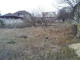 Lot pentru casa Ciorescu linga traseu