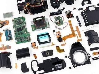 На части фотоаппараты Sony.