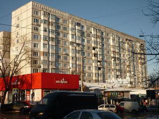 Vinzare. Apartament cu trei odai la Telecentru, suprafata totala - 70mp, etajul 7.