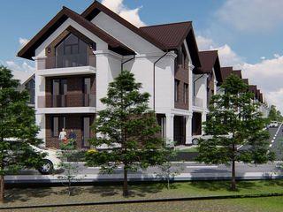 Complex Townhouse ,,Durlestii Noi,,! Proiect nou! Calitatea e la tine acasa!