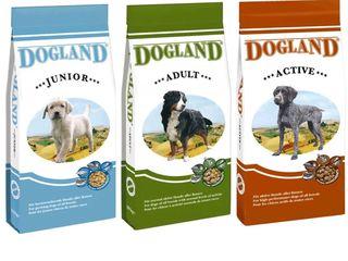 Корм для собак Dogland! С доставкой!