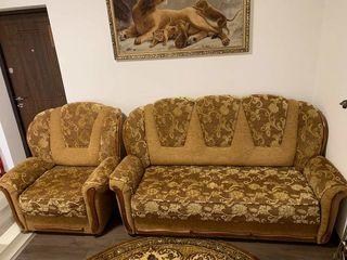 Продаю комплект мягкой мебели