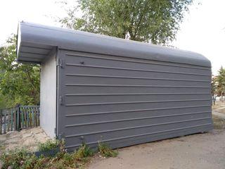 Продам вагон-гараж