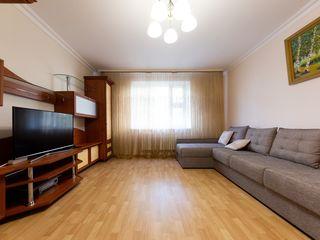 Se vinde apartament cu 3 camere, seria 143, amplasat în sect. Ciocana, pe str. Mircea cel Bătrîn