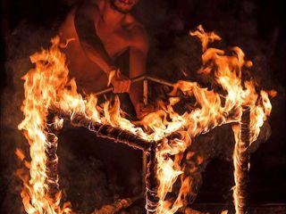 Огненное шоу - Fire Show