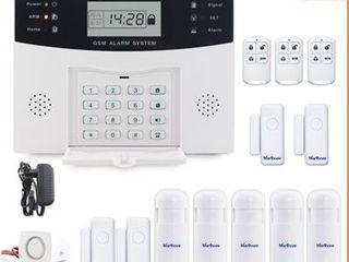Marlboze PG500. Интеллектуальная охранная GSM сигнализация для дома, гаража, офиса и т. д.