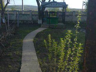 Se vinde casa in Straseni-Bucovat linga traseu