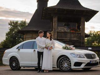 Авто на свадьбу мерседес