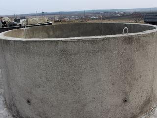 Tuburi de beton 1m; 1,2; 1,5m; 2 m; 2,5 m in or Cupcini/rnul Edineț