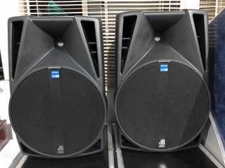DB Technologies Opera 515 DX, 400W, 126dB .Boxa activa + husă de protecție cadou !