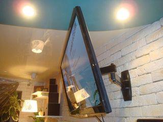 Кронштейны для LED, LCD, plasma ТВ. Установка телевизоров на стену. Мастер. Качественно.