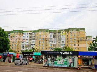 Buiucani | apartament spațios cu 5 odăi | suprafața totală 100m2