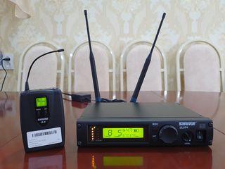 Shure ULXP14 distanta wireless pt instrument. Original - Made in Mexico. Frecvente bune (662-698MHz)
