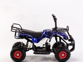 Motocicleta pe 4 Roti pentru copii