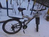 Немецкий велосипед Bulls в хорошем состоянии.