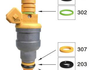 Ремкомплекты и ремонт бензиновых форсунок