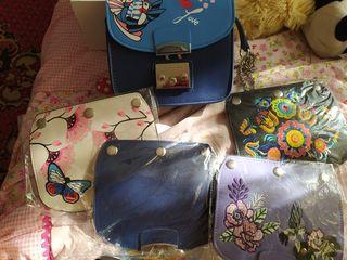 Брендовая Стильная сумка съёмные крышки