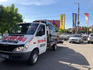 Evacuator Auto Moldova