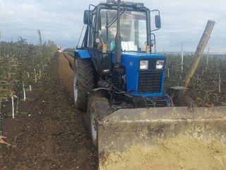 Prestez servicii cu excavator si transee-kopateli în toată Moldova!