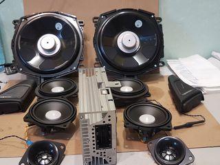 Sistem audio Hi-Fi BMW F10