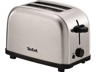 Тостер Tefal TT330D  Механический/ 700 Вт/ Серебристый