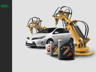 Масла S-Oil современные корейские масла для современных автомобилей!!!