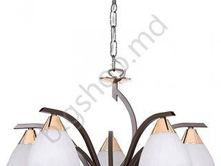Lustra TK Lighting Tribal 220/5 (0000L) Cumpara ieftin!