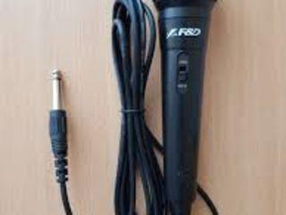 Микрофон F&D DM-02, новый
