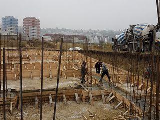 Livrare beton, mortar si blocuri fundament