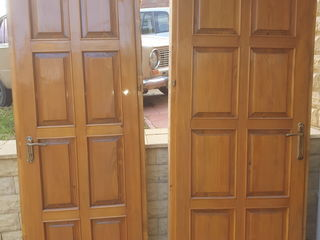 двери деревянные межкомнатные или входные