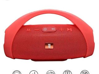 Kолонка/ Boxă audio portabilă Booms Box mini E10, albastră, camuflaj, neagră,orange, Livrare/400 lei