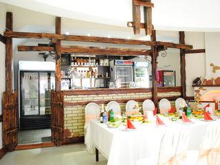 """Spre vanzare """"La cuptor"""" cafenea-restaurant cu terasa de vara!  activa!!!"""