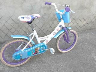Велосипед для девочки 7 лет