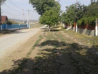Lot de teren 30 ari la doar 25 km de Chisinau, drum asfaltat si toate comunicatile