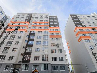 Vând apartament cu 2 odai plus living in variantă alba, Telecentru! Dat in exploatare.