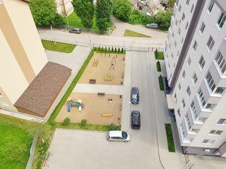 Apartament cu 2 dormitoare compacte și un living gigant pentru confortul tău