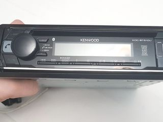 Автомагнитола Kenwood c Bluetooth оригинал