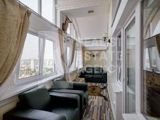Chirie Penthouse cu 5 camere, 130 mp, Centru, str. Valea Trandafirilor