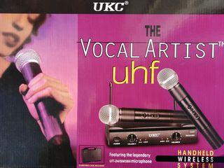 Microfon radio in cheis