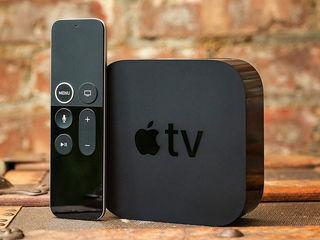Apple TV 4K 32GB  - никакие Smart TV и рядом не стоят