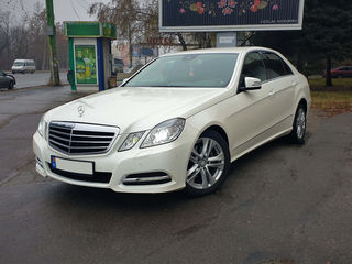 Mercedes-benz e220 2013 chirie auto! rent a car! аренда машин!